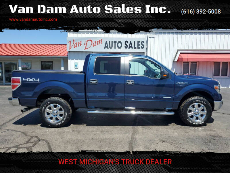 2014 Ford F-150 for sale at Van Dam Auto Sales Inc. in Holland MI