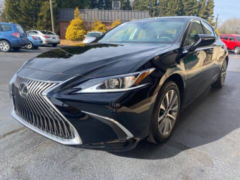 2020 Lexus ES 350 for sale at Viewmont Auto Sales in Hickory NC
