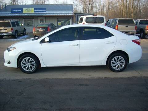 2017 Toyota Corolla for sale at H&L MOTORS, LLC in Warsaw IN