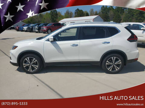 2020 Nissan Rogue for sale at Hills Auto Sales in Salem AR
