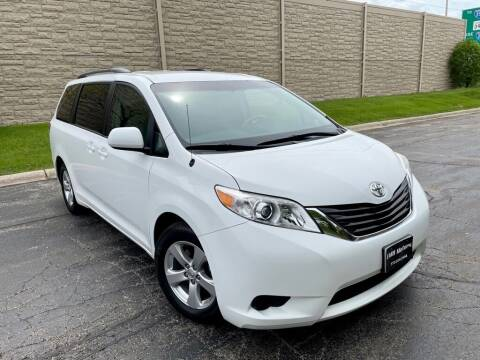 2014 Toyota Sienna for sale at EMH Motors in Rolling Meadows IL
