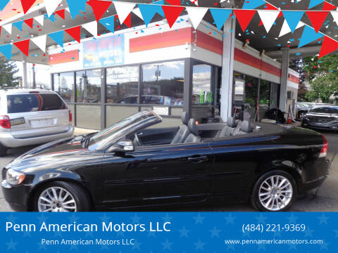 2008 Volvo C70 for sale at Penn American Motors LLC in Allentown PA