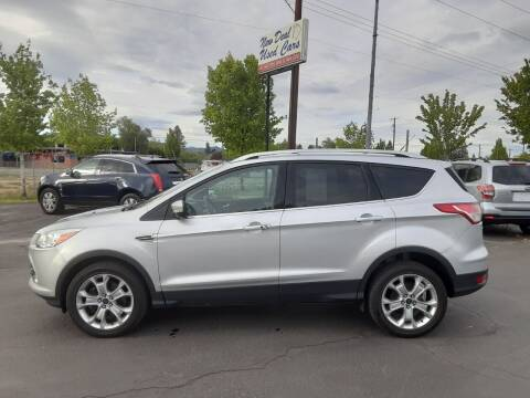 2014 Ford Escape for sale at New Deal Used Cars in Spokane Valley WA