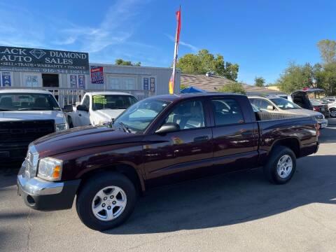 2005 Dodge Dakota for sale at Black Diamond Auto Sales Inc. in Rancho Cordova CA