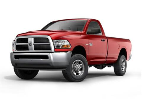 2011 RAM Ram Pickup 2500 for sale at TTC AUTO OUTLET/TIM'S TRUCK CAPITAL & AUTO SALES INC ANNEX in Epsom NH