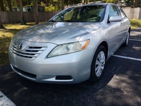 2007 Toyota Camry for sale at NINO AUTO SALES INC in Jacksonville FL