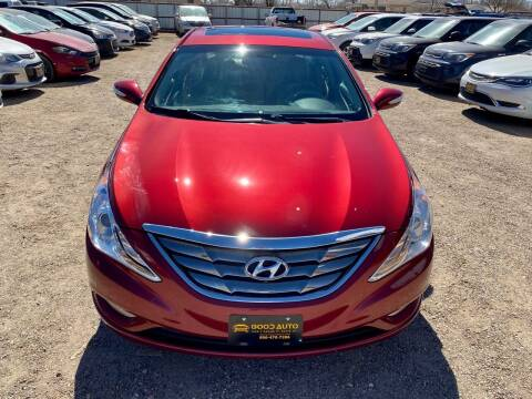 2013 Hyundai Sonata for sale at Good Auto Company LLC in Lubbock TX