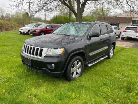 2012 Jeep Grand Cherokee for sale at Dean's Auto Sales in Flint MI