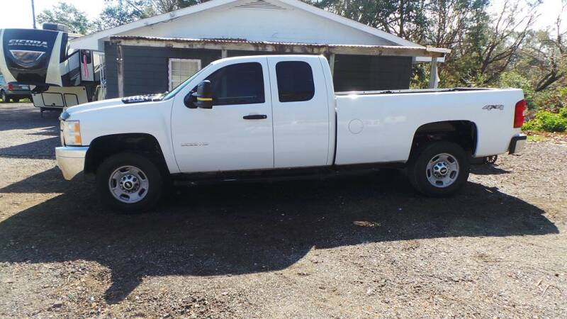 2012 Chevrolet Silverado 2500HD for sale at action auto wholesale llc in Lillian AL