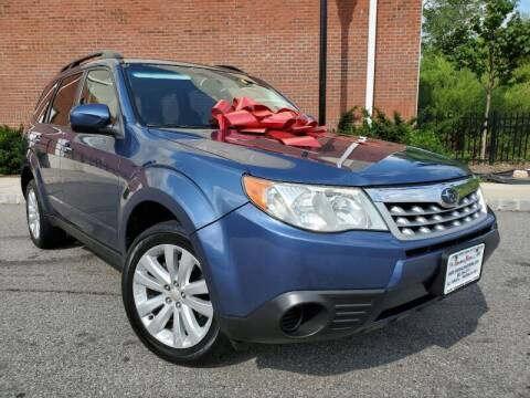 2012 Subaru Forester for sale at Speedway Motors in Paterson NJ