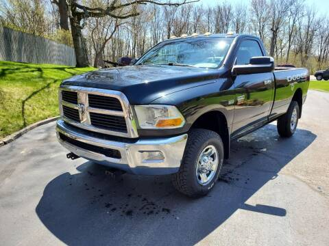2010 Dodge Ram Pickup 2500 for sale at Mancuso Country Auto in Batavia NY