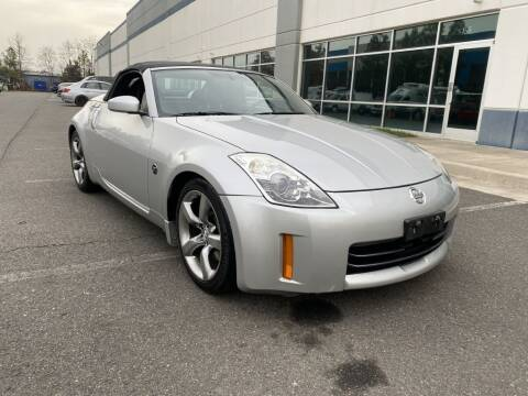 2006 Nissan 350Z for sale at PM Auto Group LLC in Chantilly VA