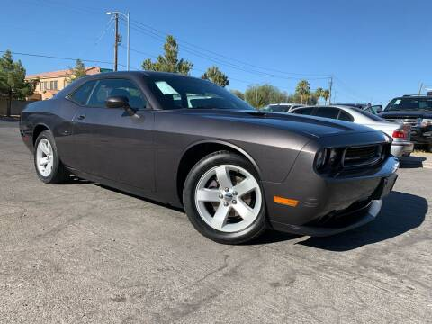 2013 Dodge Challenger for sale at Boktor Motors in Las Vegas NV