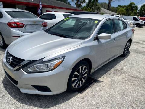 2017 Nissan Altima for sale at ROCKLEDGE in Rockledge FL