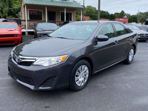 2014 Toyota Camry for sale at Luxury Auto Innovations in Flowery Branch GA