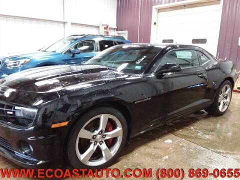 2011 Chevrolet Camaro for sale at East Coast Auto Source Inc. in Bedford VA