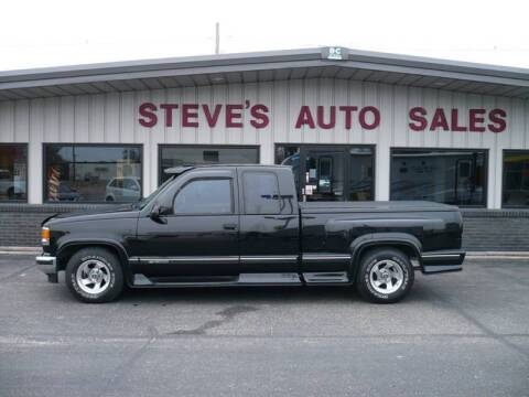 1995 Chevrolet C/K 1500 Series for sale at STEVE'S AUTO SALES INC in Scottsbluff NE