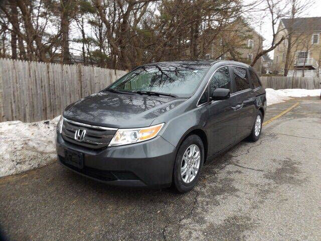 2013 Honda Odyssey for sale at Wayland Automotive in Wayland MA