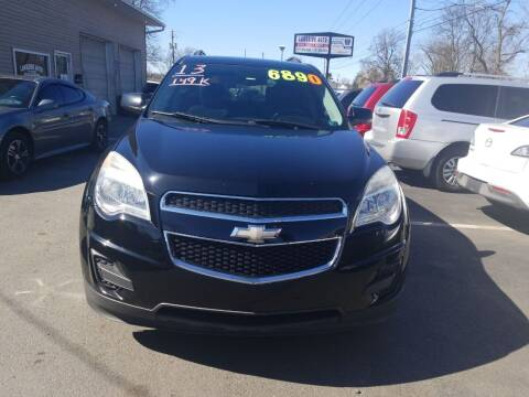 2013 Chevrolet Equinox for sale at Roy's Auto Sales in Harrisburg PA