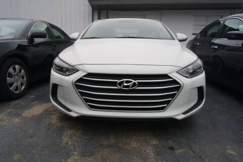 2017 Hyundai Elantra for sale at E-Motorworks in Roswell GA