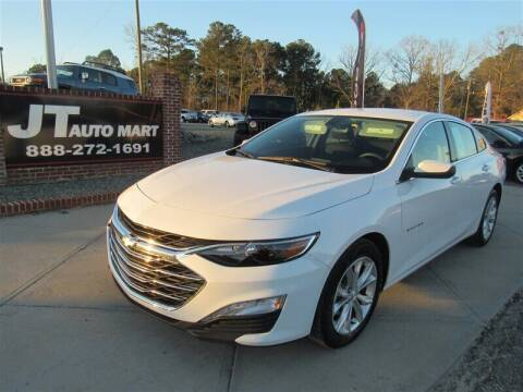 2020 Chevrolet Malibu for sale at J T Auto Group in Sanford NC