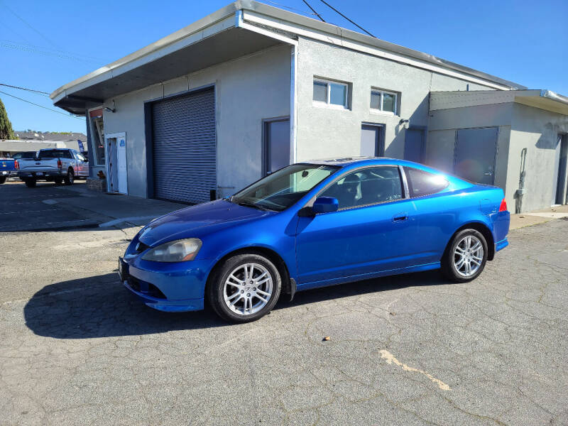 2005 Acura RSX for sale at Imports Auto Sales & Service in San Leandro CA