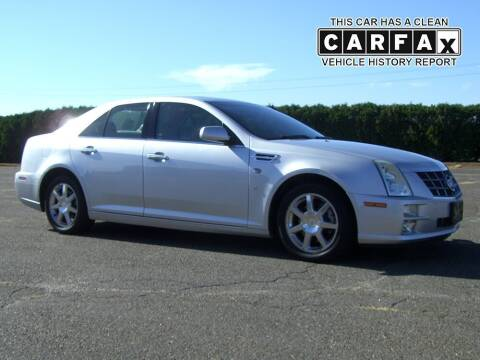 2009 Cadillac STS for sale at Atlantic Car Company in East Windsor CT