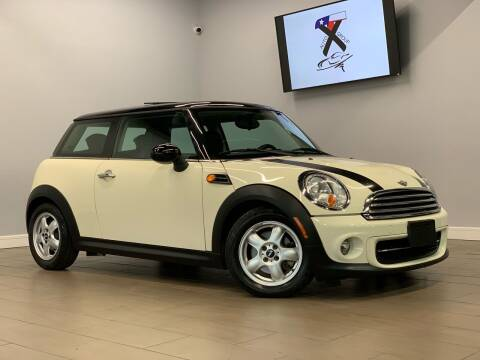 2011 MINI Cooper for sale at TX Auto Group in Houston TX