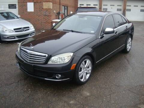 2009 Mercedes-Benz C-Class for sale at MOTORAMA INC in Detroit MI