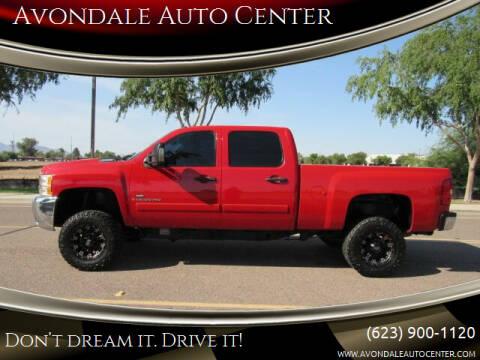 2008 Chevrolet Silverado 2500HD for sale at Avondale Auto Center in Avondale AZ
