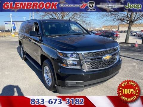 2017 Chevrolet Suburban for sale at Glenbrook Dodge Chrysler Jeep Ram and Fiat in Fort Wayne IN