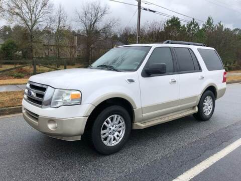 2010 Ford Expedition for sale at Judex Motors in Loganville GA