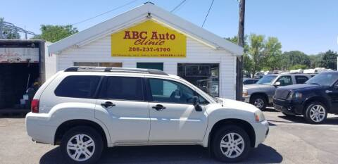 2007 Mitsubishi Endeavor for sale at ABC AUTO CLINIC - Chubbuck in Chubbuck ID