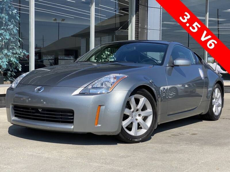 2003 Nissan 350Z for sale at Carmel Motors in Indianapolis IN