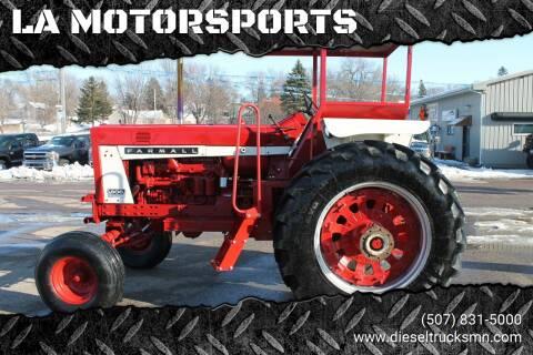 1965 FARMALL 806 for sale at LA MOTORSPORTS in Windom MN