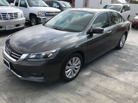2014 Honda Accord for sale at Auto Emporium in Wilmington CA