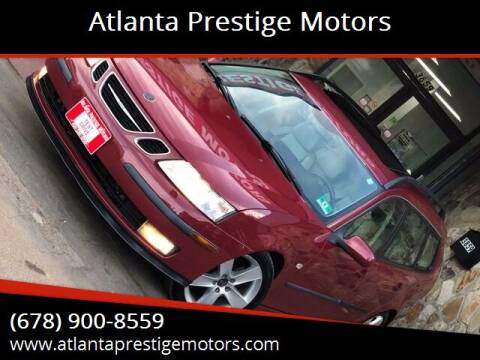2006 Saab 9-3 for sale at Atlanta Prestige Motors in Decatur GA