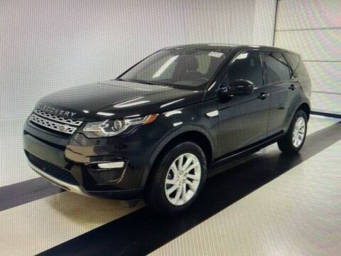 2018 Land Rover Discovery Sport for sale at JOE BULLARD USED CARS in Mobile AL