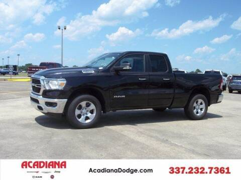 2020 RAM Ram Pickup 1500 for sale at ACADIANA DODGE CHRYSLER JEEP in Lafayette LA