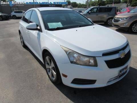 2011 Chevrolet Cruze for sale at TWIN RIVERS CHRYSLER JEEP DODGE RAM in Beatrice NE