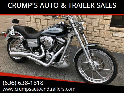Harley Davidson Screaming Eagle  for sale at CRUMP'S AUTO & TRAILER SALES in Crystal City MO