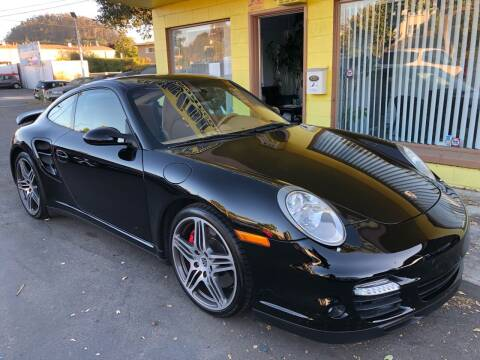 2008 Porsche 911 for sale at EKE Motorsports Inc. in El Cerrito CA
