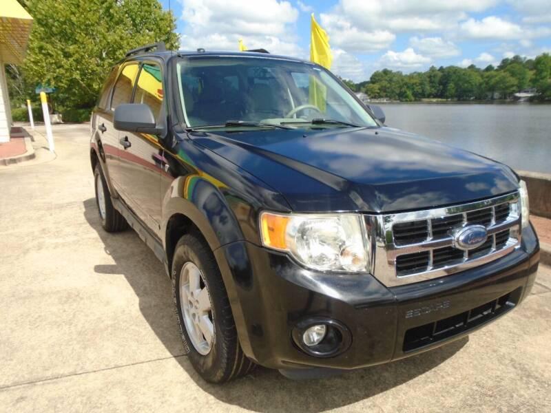 2008 Ford Escape for sale at Lake Carroll Auto Sales in Carrollton GA