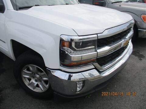 2016 Chevrolet Silverado 1500 for sale at Atlantic Motors in Chamblee GA