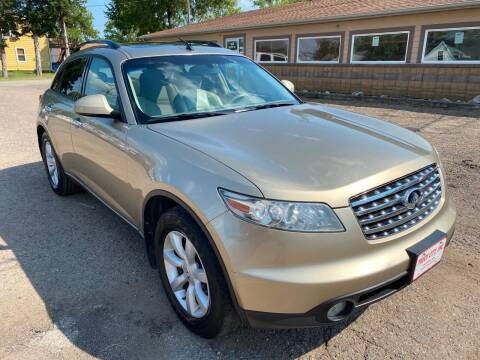 2004 Infiniti FX35 for sale at Truck City Inc in Des Moines IA