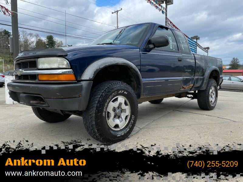 2003 Chevrolet S-10 for sale at Ankrom Auto in Cambridge OH