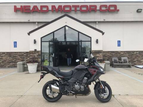 2021 Kawasaki Versys 1000 SE LT+ for sale at Head Motor Company - Head Indian Motorcycle in Columbia MO