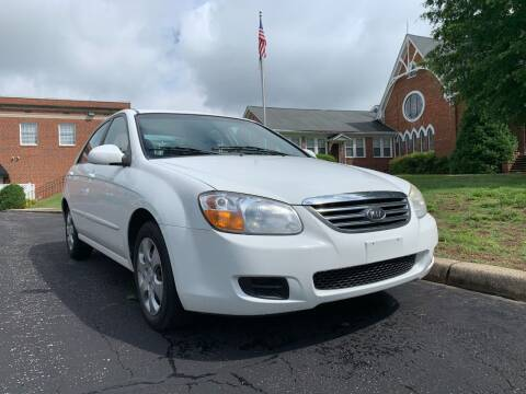 2008 Kia Spectra for sale at Automax of Eden in Eden NC
