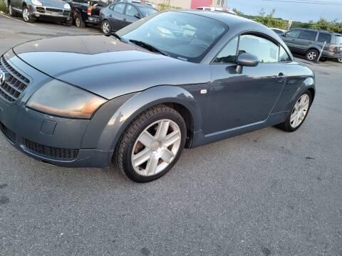 2003 Audi TT for sale at JG Motors in Worcester MA