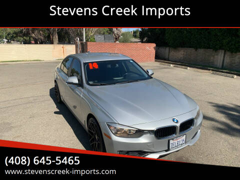 2014 BMW 3 Series for sale at Stevens Creek Imports in San Jose CA